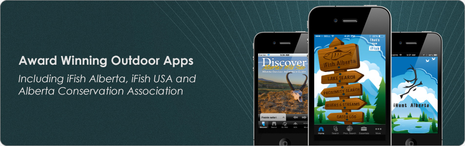 Award Winning Outdoor Apps